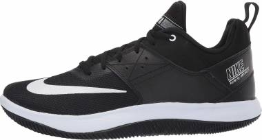 Nike Fly.By Low II - Black/Black/White (AJ5902011)