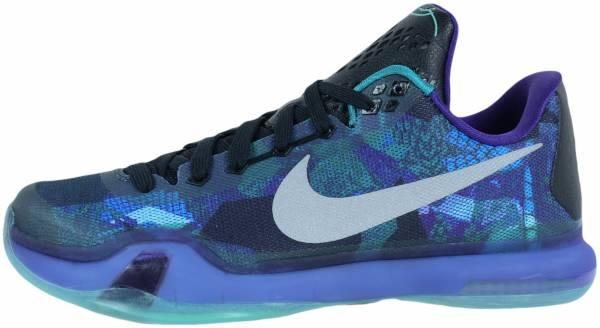 Nike Kobe 10 - Blue (705317305)