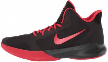 Nike Precision 3 - Black/University Red (AQ7495001)