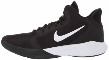 Nike Precision 3 - Black/White (AQ7495002)