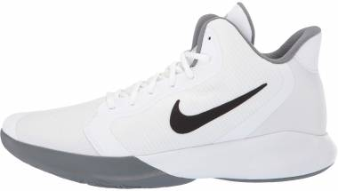 Nike Precision 3 - White/Black (AQ7495100)
