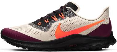 Nike Air Zoom Pegasus 36 Trail - Light Orewood Brown/Hyper Crimson/Black (CU4842100)
