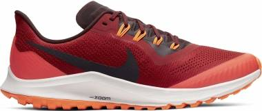 Nike Air Zoom Pegasus 36 Trail - Red (AR5677600)