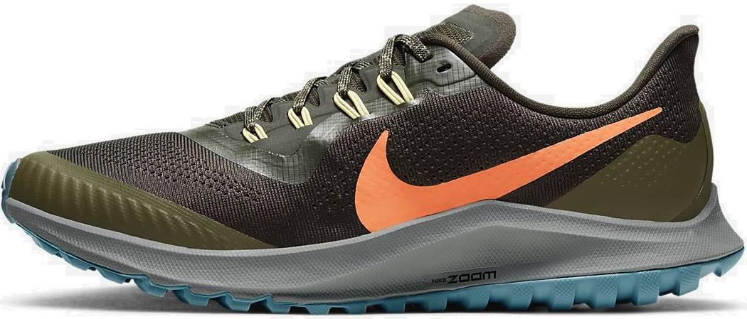 restaurante Todo tipo de tensión  Nike Air Zoom Pegasus 36 Trail - Deals ($110), Facts, Reviews (2021)    RunRepeat