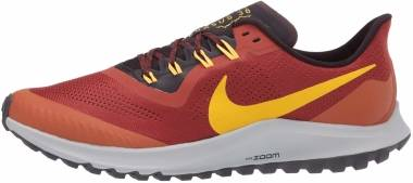 Nike Air Zoom Pegasus 36 Trail - Orange (AR5677800)