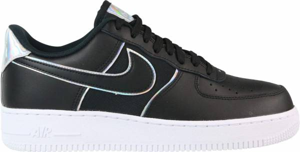 2nike air force 1 07 uomo nere