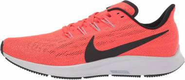 Nike Air Zoom Pegasus 36 - Bright Crimson Black Grey 600 (AQ2203600)