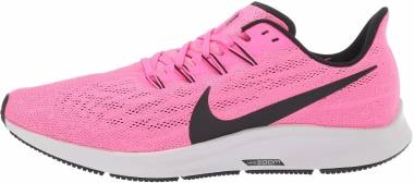 AIR ZOOM PEGASUS 34 Laufschuh Neutral blackwhitedark