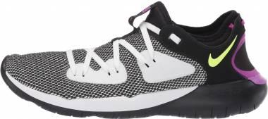 Nike Flex RN 2019 - Black/Volt Glow-summit White (AQ7483004)
