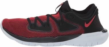 Nike Flex RN 2019 - Black/University Red/Pure Platinum