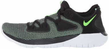 Nike Flex RN 2019 - Black/Electric Green (AQ7483007)