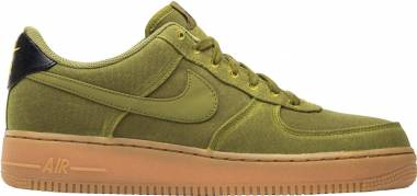 Nike Air Force 1 07 LV8 Style - Camper Green/Gum (AQ0117300)