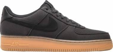 Nike Air Force 1 07 LV8 Style - Multicolore Black Black Gum Med Brown 002