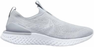 Nike Epic Phantom React Flyknit - Blanc (BV0417003)