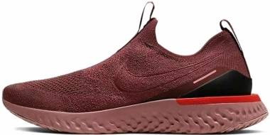 Nike Epic Phantom React Flyknit - Cedar/Cedar-black-bright Crimson (BV0417600)