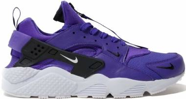 Nike Air Huarache Run Premium Zip - Purple (BQ6164400)
