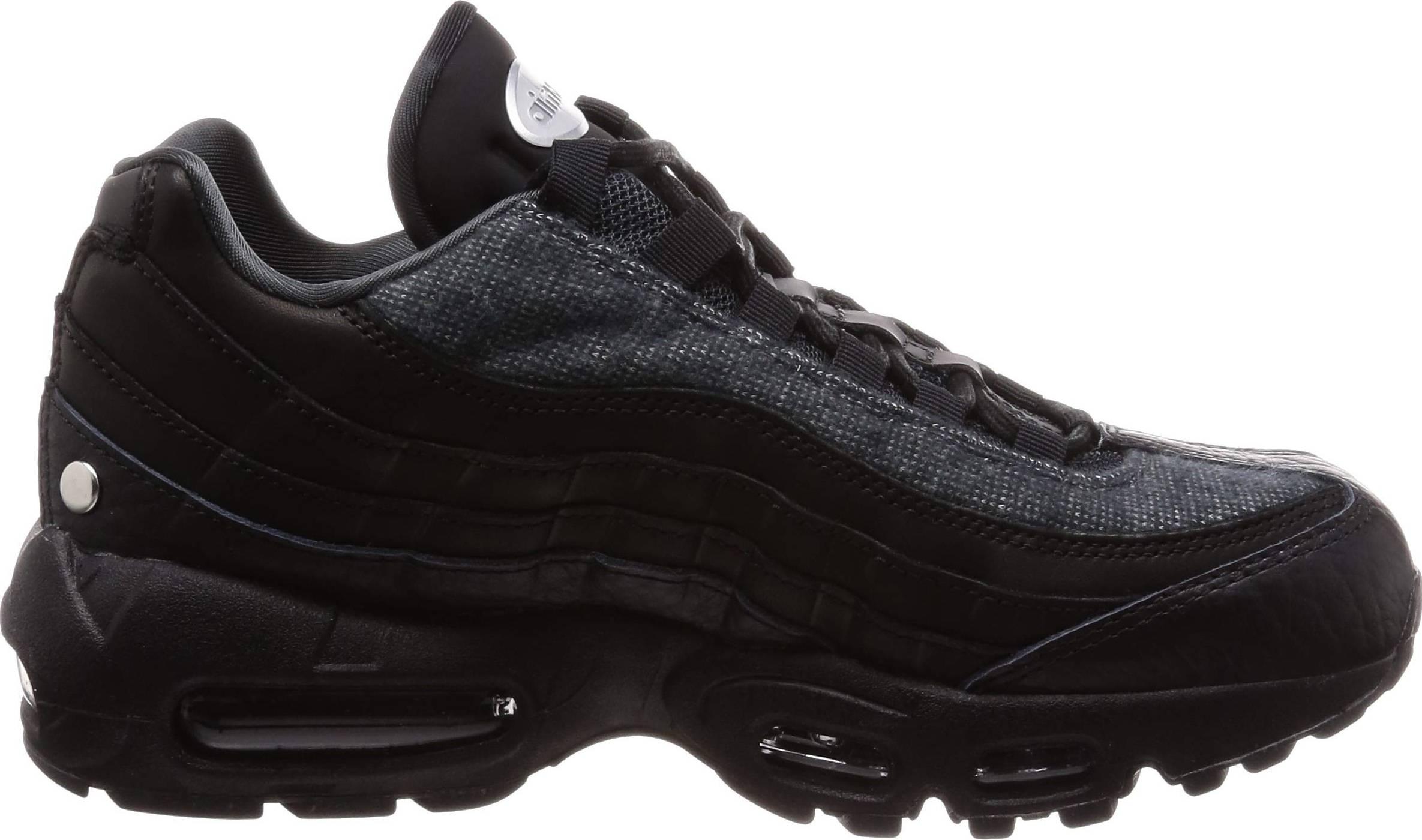 nike air max 95 black mens