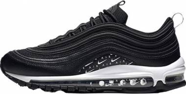 NIKE AIR MAX 97 Plus White Metallic Silver Shark Midnight
