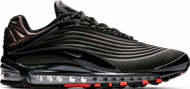 Nike Air Max Deluxe SE - Multicolore Black Anthracite Bright Crimson 001