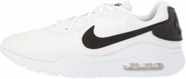 Nike Air Max Oketo - White Black (AQ2231100)