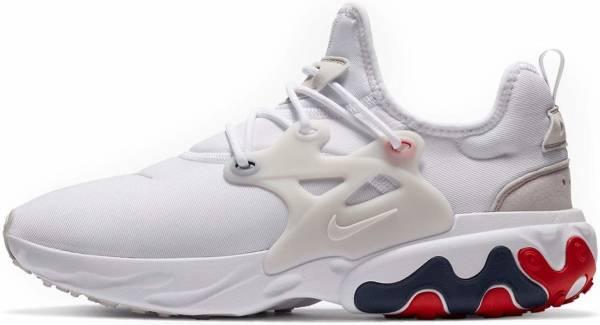 Nike React Presto - White/Midnight Navy-university (AV2605102)