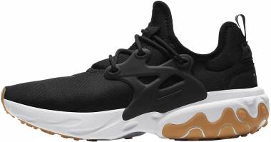Nike React Presto - Black/Black/White (AV2605007)