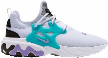 Nike React Presto - White
