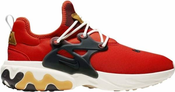 Nike React Presto - Habanero Red Black White 600 (AV2605600)