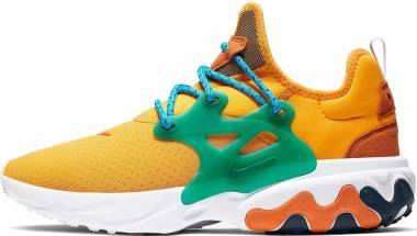 Nike React Presto - University Gold/Habanero Red (AV2605701)
