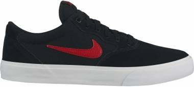 Nike SB Chron Solarsoft - black - red