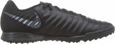 Nike LegendX 7 Academy Turf - Nero Black Black Lt Crimson 001 (AH7243001)