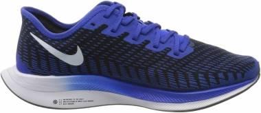 Nike Zoom Pegasus Turbo 2 - Bleu Racer Blue White Black 400 (AT2863400)
