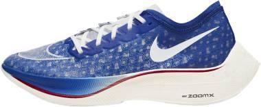 Nike ZoomX Vaporfly Next% - Blue (DD8337400)