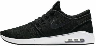 Nike SB Air Max Stefan Janoski 2 - Black Anthracite White (AQ7477001)