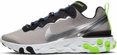 Nike React Element 55 SE - Gris 200 (CI3831200)