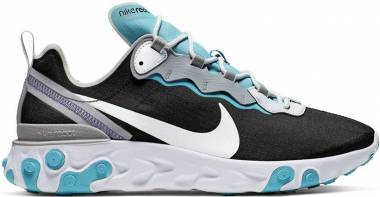 Nike React Element 55 SE - Black Pure Platinum (BV1507001)