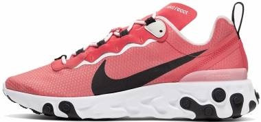 Nike React Element 55 SE - Ember Glow/Black-light Bone (CI3831800)