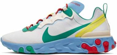 Nike React Element 55 SE - Guava Ice/Lucid Green-vast Grey (CT1142800)