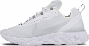 Nike React Element 55 SE  - White