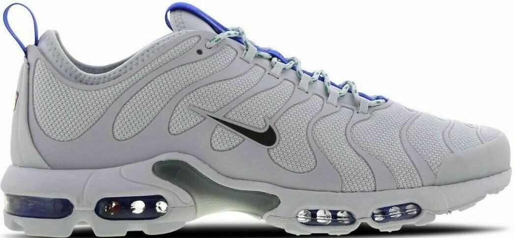 Nike Air Max Plus TN Ultra sneakers in grey (only $140) | RunRepeat