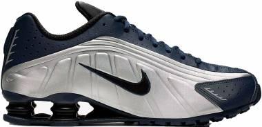 Nike Shox R4 - Blu