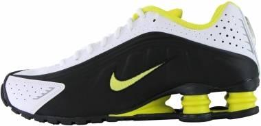 Nike Shox R4 - Black/Dynamic Yellow-White (104265048)