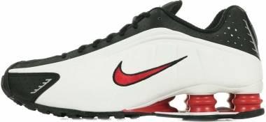 Nike Shox R4 - Silver