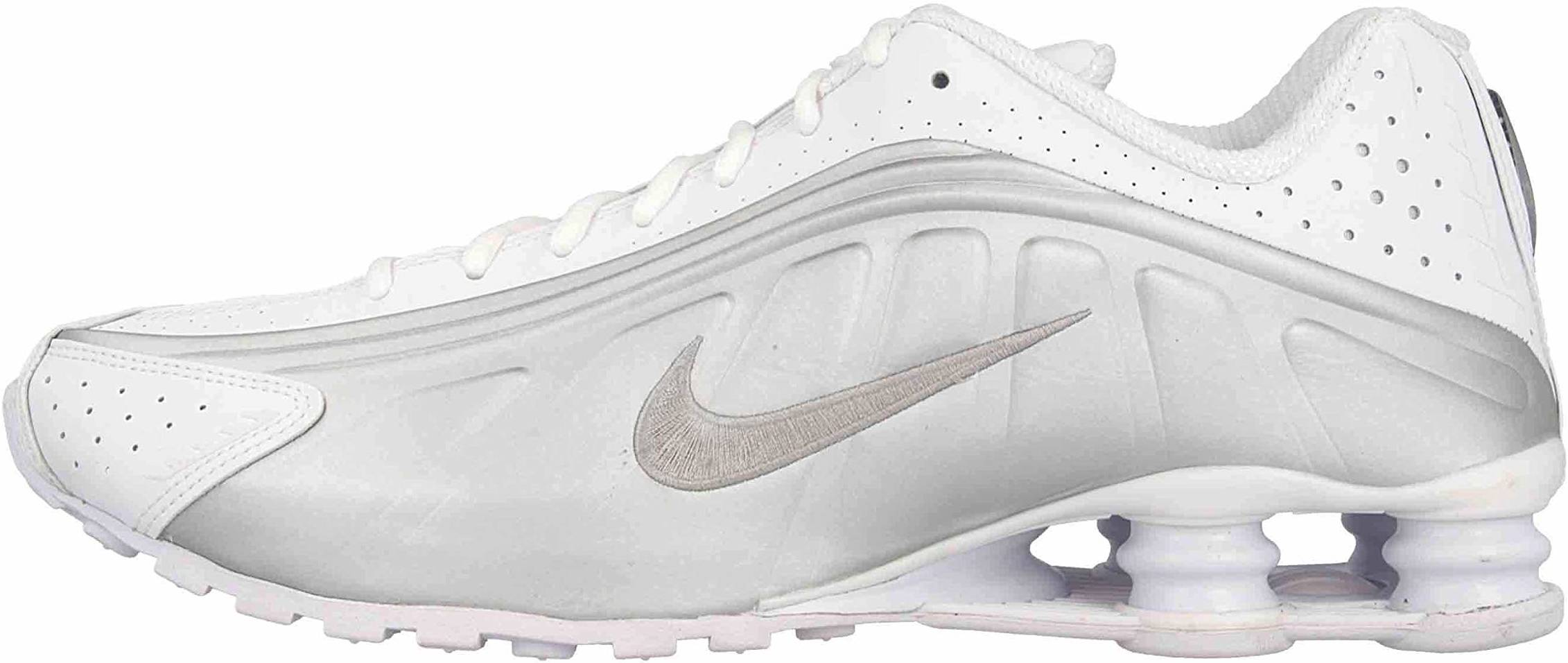 Nike Shox R4 sneakers in 6 colors (only $122) | RunRepeat