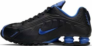Nike Shox R4 - Black/Game Royal (104265053)
