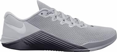 Nike Metcon 5 - Gunsmoke/Black-wolf Grey (AQ1189010)