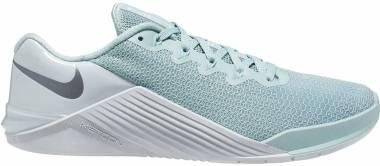 Nike Metcon 5 - Ocean Cube/Mtlc Cool Grey