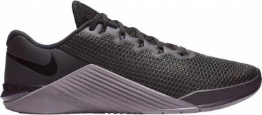 Nike Metcon 5 - Black/Gunsmoke
