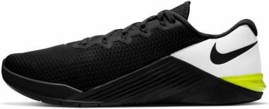 Nike Metcon 5 - Black White Black White (AQ1189007)