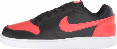 Nike Ebernon Low - Black/Red